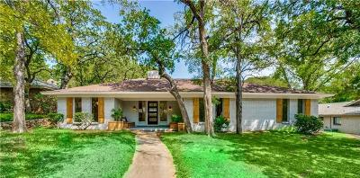 Fort Worth Single Family Home For Sale: 5013 Boulder Lake Road