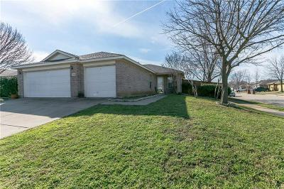 Little Elm Single Family Home For Sale: 1002 Port Aransas Drive
