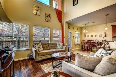 Plano Townhouse For Sale: 8750 Bigelow Drive