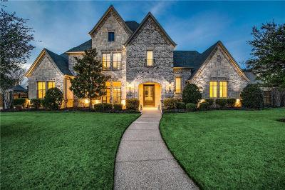 Southlake Single Family Home For Sale: 120 Londonberry Terrace