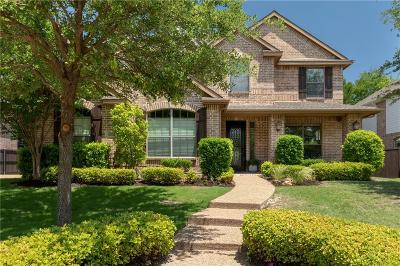 Mckinney Single Family Home For Sale: 4204 Cherokee Drive