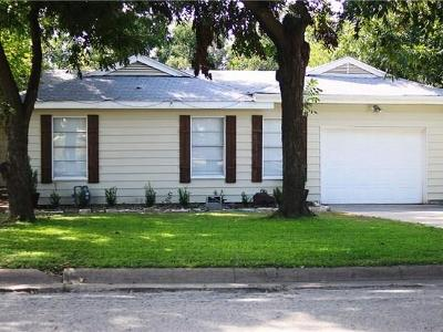 Fort Worth Single Family Home For Sale: 7425 Pensacola Avenue