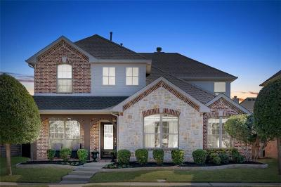 McKinney Single Family Home Active Contingent: 5629 Hampshire Drive