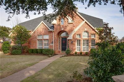 Coppell Single Family Home For Sale: 302 Hampton Court