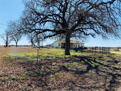 Wise County Farm & Ranch For Sale: 1022 Park Road