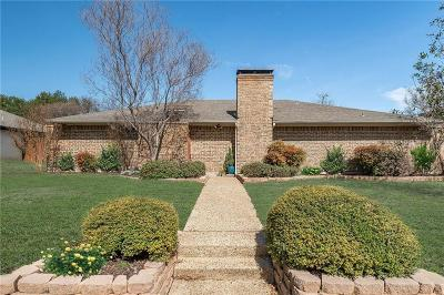 Plano Single Family Home For Sale: 1809 Pleasant Valley Drive