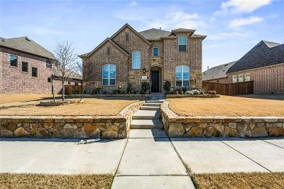 Frisco Single Family Home For Sale: 13664 Brownfield Lane