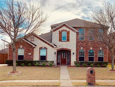 Wylie Single Family Home For Sale: 1311 Iron Dale Drive