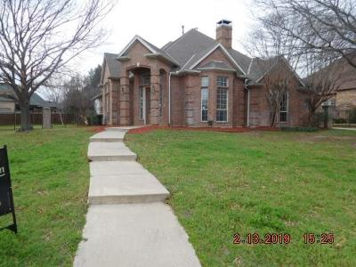 Colleyville Single Family Home For Sale: 7000 Lismore Court