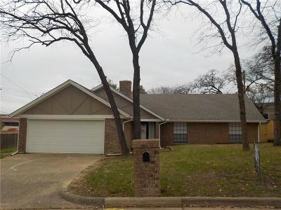 Arlington Single Family Home For Sale: 5700 Old Place Road