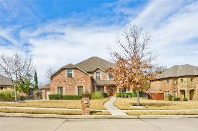 Keller Single Family Home For Sale: 1302 Briar Ridge Drive