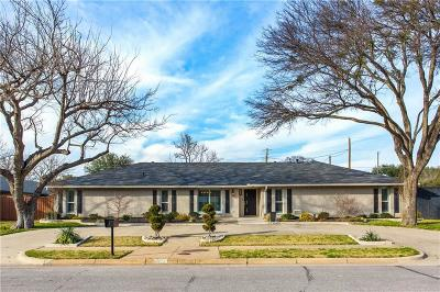 Dallas Single Family Home For Sale: 4155 Echo Glen Drive