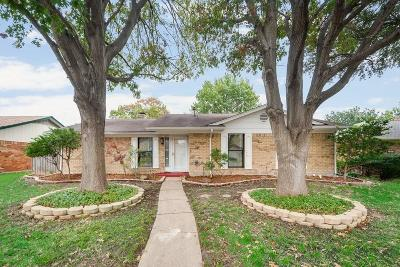 Garland Single Family Home For Sale: 5106 Willowhaven Circle