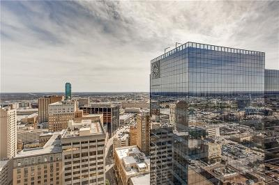 Fort Worth Condo Active Kick Out: 500 Throckmorton Street #2708