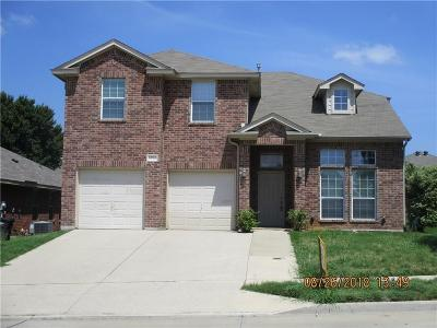 Fort Worth TX Single Family Home For Sale: $222,000