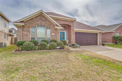 Fort Worth Single Family Home For Sale: 309 Flowering Plum Lane