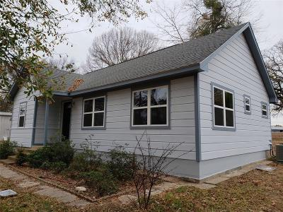 Canton Single Family Home For Sale: 1752 W State Highway 243
