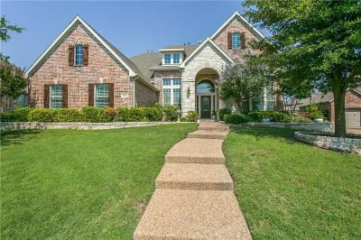 Prosper Single Family Home For Sale: 620 Willow Ridge Circle