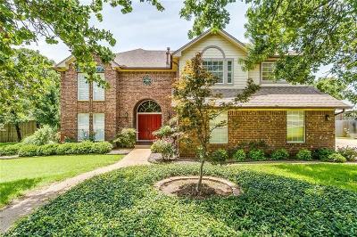 Alvarado Single Family Home For Sale: 6004 Baker Lane