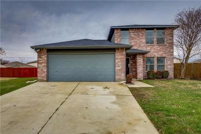 Little Elm Single Family Home For Sale: 2724 Pecan Drive