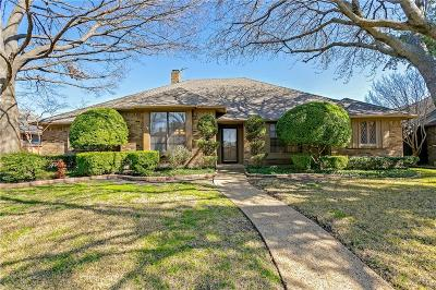 Dallas Single Family Home For Sale: 10122 Woodlake Drive