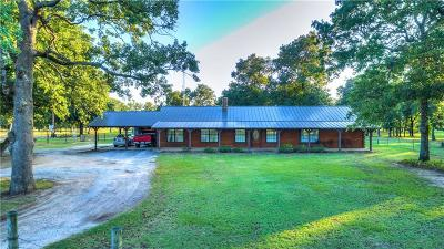 Canton TX Single Family Home For Sale: $549,000