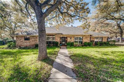 Mansfield TX Single Family Home For Sale: $299,900
