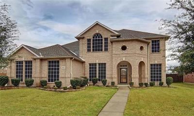 Mansfield Single Family Home For Sale: 1808 Clear Summit Lane
