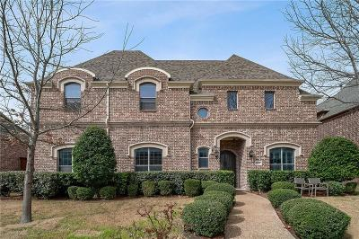 Plano Single Family Home For Sale: 7609 New Heart Drive
