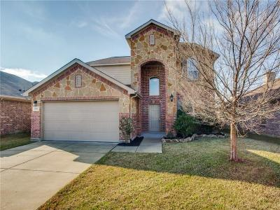 Frisco Single Family Home For Sale: 11612 Summer Springs Drive