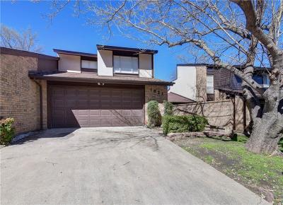 Garland Residential Lease For Lease: 1821 Highbrook Court
