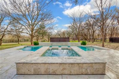 Fort Worth Single Family Home For Sale: 4312 Estancia Way