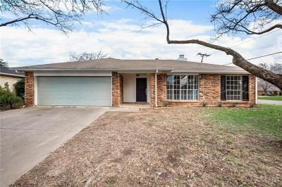 Fort Worth Single Family Home For Sale: 3900 Wendover Drive
