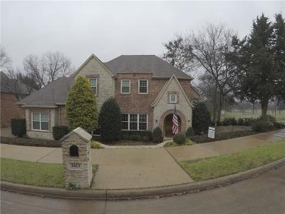 Mckinney Single Family Home For Sale: 2613 Cedarwood Court