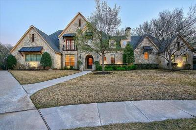 Southlake Single Family Home Active Option Contract: 2213 Patterson Way