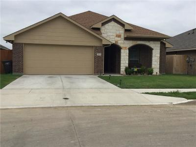 Fort Worth TX Single Family Home For Sale: $194,000