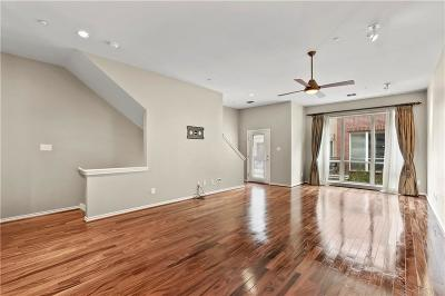 Dallas Condo For Sale: 4411 McKinney Avenue #28