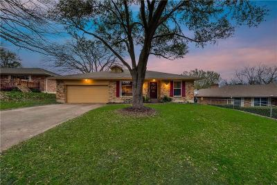 Dallas Single Family Home For Sale: 9151 Bretshire Drive