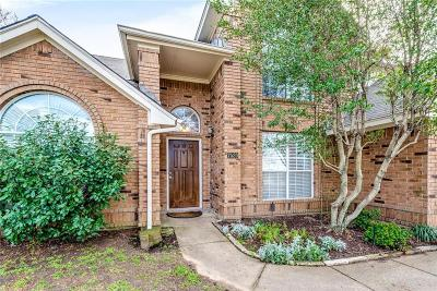 North Richland Hills Single Family Home For Sale: 7520 Chapman Drive