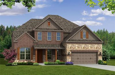 McKinney Single Family Home For Sale: 3714 Ryeland Cove