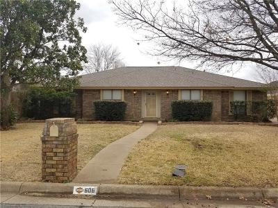 Arlington Residential Lease For Lease: 606 Chaffee Drive
