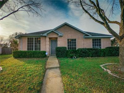 Desoto Single Family Home For Sale: 1013 Wentwood Drive