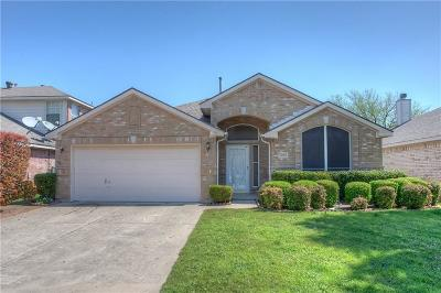Fort Worth Single Family Home For Sale: 6113 Bowin Drive