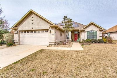 Denton Single Family Home For Sale: 10716 Southerland Drive