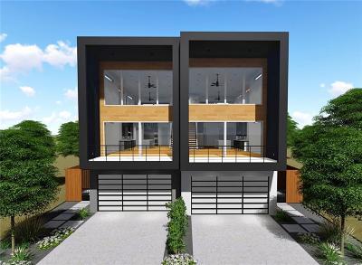 Dallas Half Duplex For Sale: 4517 Belmont