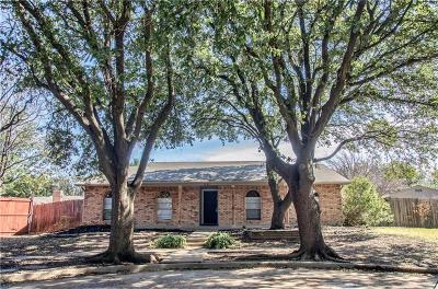The Colony Single Family Home For Sale: 5024 Overton Circle