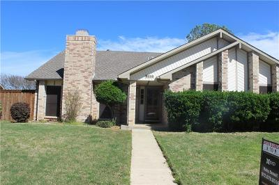 Flower Mound Single Family Home For Sale: 4116 Churchill Drive