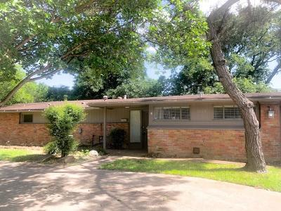 Dallas Single Family Home For Sale: 6514 Walnut Hill Lane