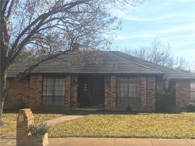Duncanville Single Family Home Active Option Contract: 230 Meadowlark Lane