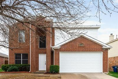 Little Elm Single Family Home For Sale: 2420 Tisbury Way